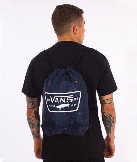 Vans-Leauge Bench Bag True Native Ditsy