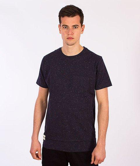Wemoto-Blake T-Shirt Dark Navy Nep