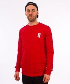 Biuro Ochrony Rapu-Classic Bluza Czerwona