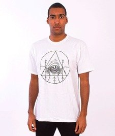 Black Scale-Doom of The Malentay T-Shirt White