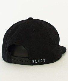 Black Scale-Vintage B Logo New Era Snapback Black
