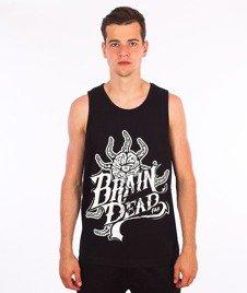 Brain Dead Familia-Occult Baseball Tank Top Czarny