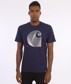 Carhartt WIP-Dimensions T-Shirt Blue