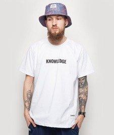 Diamante-Knowledge T-Shirt Biały