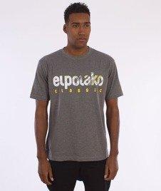 El Polako-Shadow Classic T-Shirt Szary