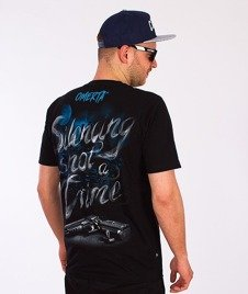 Extreme Hobby-Silecing T-shirt Czarny