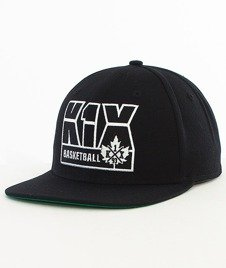 K1X-Barcelona Snapback Czarny