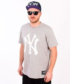 Majestic-New York Yankees T-shirt Grey