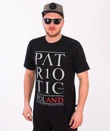 Patriotic-Poland T-shirt Czarny