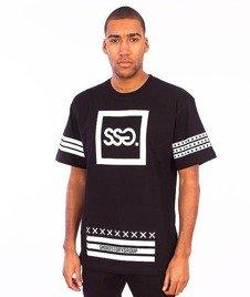SmokeStory-Square T-Shirt Czarny