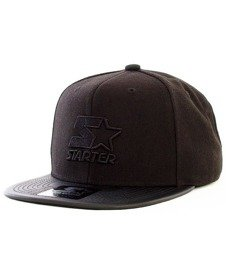 Starter-City Smoke Snapback Black