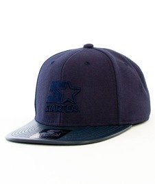 Starter-City Smoke Snapback Midnight