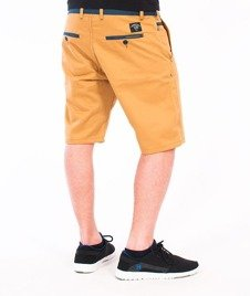 Turbokolor-Chino Shorts Olive/Ocean Blue SS16