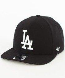 47 Brand-Los Angeles Dodgers Czapka z Daszkiem Czarna