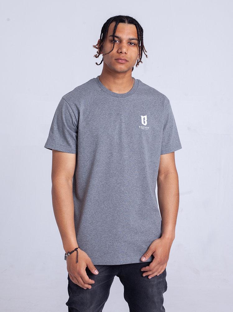 Biuro Ochrony Rapu BASIC T-Shirt Szary