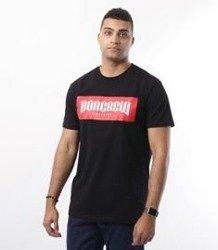 Biuro Ochrony Rapu-Crew T-shirt Czarny