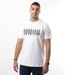 Biuro Ochrony Rapu-Scolo T-shirt Biały