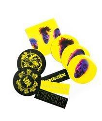 Brain Dead Familia SICK6SIX Sticker Pack Wlepy
