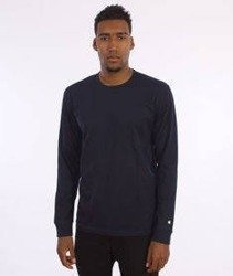 Carhartt-Base Longsleeve Navy/White