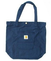 Carhartt-Simple Tote Bag Heritage Navy Rigid
