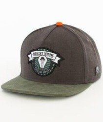 Cayler & Sons-CL Brave Snapback Black
