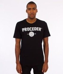 Chada-Akademiks Pro T-Shirt Czarny