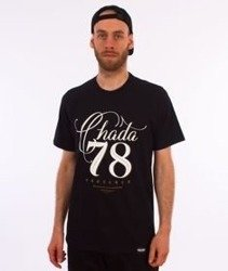 Chada-CHP78 T-Shirt Czarny