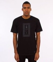 Crooks & Castles-Classified T-Shirt Czarny