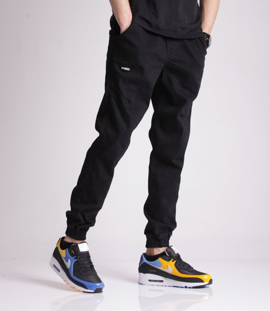 Diamante V3 JEANS BLACK Jogger