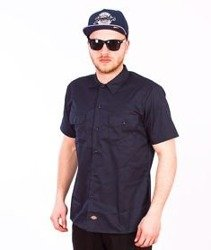 Dickies-576 Shirt Dark Navy