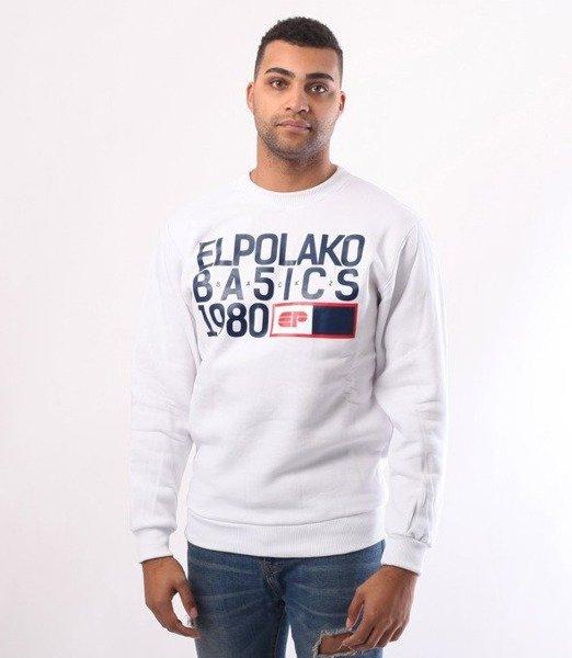 El Polako-EP Basic Bluza Biały
