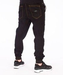 Elade-Denim Jogger Rinse Blue