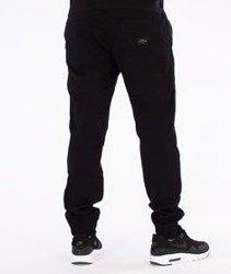 Elade-Patch Jogger Spodnie Czarne