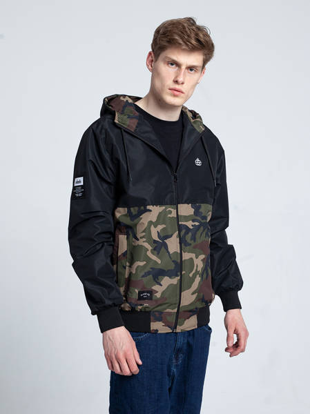 Elade RAINFOREST SUMMER JACKET Camo/Czarny