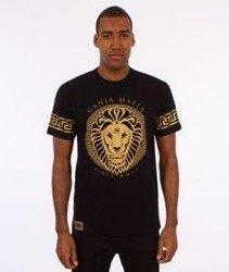 Ganja Mafia-Ka'lion T-Shirt Czarny/Złoty