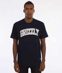 Grizzly-Top Team T-Shirt Navy