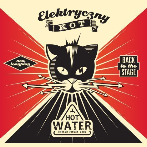 Hot Water - Elektryczny kot