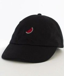 Hype-Watermelon Dad Hat Czapka Z Daszkiem Black