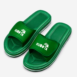Kubota Rzep Klapki Zielony