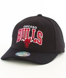 Mitchell & Ness-Chicago Bulls NBA Team Arch Pinch Panel  INTL227