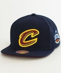 Mitchell & Ness-Silicon Grass BH72HT Cleveland Cavaliers Snapback