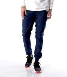 Moro Sport- MORO BLANK POCKET Jogger Spodnie Średnie pranie