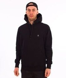 Nervous-Icon FA18 Hood Bluza Kaptur Black