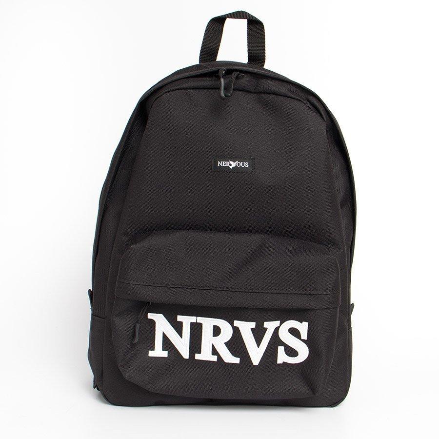 Nervous SCHOOL SHORTCUT Plecak Czarny