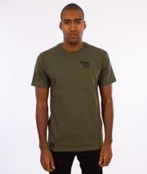Nervous-Wing F17 T-shirt Olive