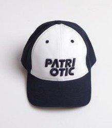 622d73152 Patriotic CLS Haft Baseball Czapka Granatowy/Biały