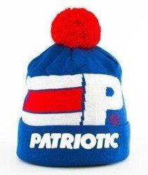 Patriotic-P Big Flag Pompon Czapka Zimowa Chaber