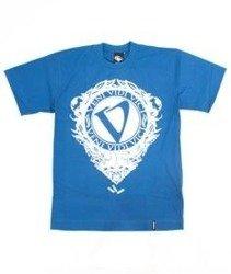 Pihszou-VVV T-shirt Niebieski