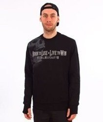 Pit Bull West Coast-Ace of Spades 18 Crewneck Bluza Czarna