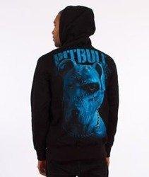 Pit Bull West Coast-Blue Eyed Devil IX Hoodie Bluza Kaptur Czarny